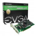PLACA DE VÍDEO PCIEXP 1GB 256-BIT DDR3 9800GT 01G-P3-N988-TR - EVGA