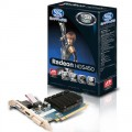 PLACA DE VÍDEO PCIEXP 1GB 64-BIT DDR3 HD5450 11166-02-20G- SAPPHIRE