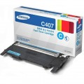 CARTUCHO TONER CLP325 AZUL C407S/XAZ - SAMSUNG