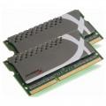 MEMÓRIA PARA NOTEBOOK 4GB (2X2GB) DDR3 1600MHZ HYPERX KHX1600C9S3P1K2/4G - KINGSTON