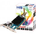 PLACA DE VÍDEO PCIEXP 1GB DDR3 64-BITS HD6450 H645H1G - HIS