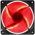 COOLER PARA GABINETE 12CM VERMELHO EW2252EGEX - G-FIRE