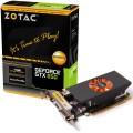 PLACA DE VÍDEO PCIEXP 1GB 128-BIT DDR5 GTX650 LOW PROFILE ZT-61008-10M - ZOTAC