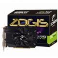 PLACA DE VÍDEO PCIEXP GTX750 1GB DDR5 128-BITS ZOGTX750-1GD5 - ZOTAC