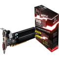 PLACA DE VÍDEO PCIEXP3.0 R5 230 2GB DDR3 64-BITS R5-230A-CNH2 - XFX