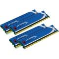 MEMÓRIA 16GB (4X4GB) DDR3 1600MHZ HYPERX CL9 KHX1600C9D3K4/16GX - KINGSTON