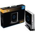 MINI PC ZBOX ZBOX-ID84-P-BRZ ATOM D2550 1.86 GHZ 2GB 320GB WI-FI HDMI USB3.0 DVI - ZOTAC