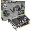 PLACA DE VÍDEO PCIEXP GTX650 2GB DDR5 128-BITS 02G-P4-2653-KR - EVGA