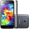 SMARTPHONE GALAXY S5 MINI DUAL CHIP ANDROID 4.4 QUAD CORE 1.4GHZ CÂMERA 8MP 16GB PRETO - SAMSUNG