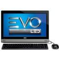 COMPUTADOR ALL IN ONE EVO20A25U-LX DUAL CORE J1750 2GB DDR3 500GB 19.5