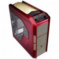 GABINETE 3 BAIAS ATX SEM FONTE XPREDATOR X3 AVENGER EDITION VERMELHO EN52247 - AEROCOOL