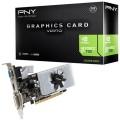 PLACA DE VÍDEO PCIEXP2.0 GEFORCE GT730 2GB DDR3 128-BITS VCGGT7302D3LXPB - PNY