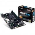 PLACA MÃE AM1 GA-AM1M-S2H DDR3 HDMI USB3.0 (S/V/R) - GIGABYTE