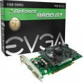 PLACA DE VÍDEO PCIEXP2.0 GEFORCE 9800 GT HDMI 1GB DDR3 256-BITS 01G-P3-N988-L1 - EVGA