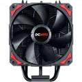 COOLER PARA PROCESSADOR AMD/INTEL ZERO K Z4 120MM PRETO ACZK4120 - PCYES