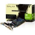 PLACA DE VÍDEO PCIEXP2.0 GEFORCE GT 610 LOW PROFILE 1GB DDR3 64-BITS 61TGS4HX2LTZ - GALAX