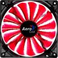 COOLER PARA GABINETE 12CM SHARK DEVIL RED EDITION EN55437 VERMELHO 59798 - AEROCOOL