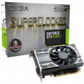 PLACA DE VÍDEO GEFORCE GTX 1050 TI SC GAMING 4GB DDR5 04G-P4-6253-KR - EVGA