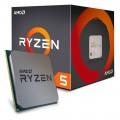 PROCESSADOR AM4 RYZEN 5 1600 SIX CORE CACHE 19MB 3.2GHZ YD1600BBAEBOX - AMD