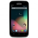 SMARTPHONE GP-501S2 ANDROID 4.1 4GB CÂMERA 5.0MP BLUETOOTH 3.0 TV DIGITAL PRETO - GENESIS