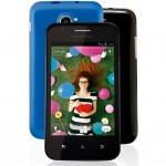 SMARTPHONE TREND AZUL DUAL CHIP ANDROID 2.3 PROCESSADOR 1GHZ 2MP 512MB 4