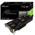 PLACA DE VÍDEO PCI-E 4GB 256-BIT DDR5 GEFORCE GTX770 VCGGTX7704XPB-OC2 - PNY