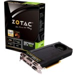 PLACA DE VÍDEO PCIEXP3.0 GEFORCE GTX760 4GB DDR5 256-BITS ZT-70406-10P - ZOTAC