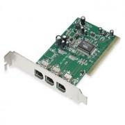 PLACA FIREWIRE PCI 3 SAIDAS - TRENDNET