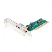 PLACA DE SOM ENM232-6VIA PCI 5.1 CH - ENCORE