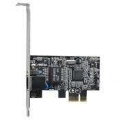 PLACA PCIEXP DE REDE 10/100/1000 9100 - COMTAC