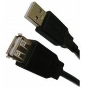 CABO EXTENSOR USB 1,80M AM/AF - HITTO