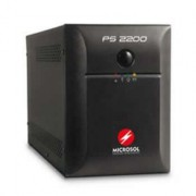NOBREAK 2200VA PRETO PS2200 - MICROSOL