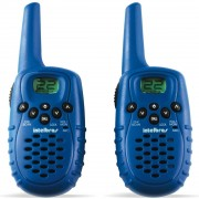 RÁDIO COMUNICADOR TWIN FUN 4KM 110/220V - INTELBRAS