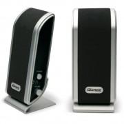 CAIXA DE SOM MULTIMÍDIA USB 3W 603861 - MAXPRINT