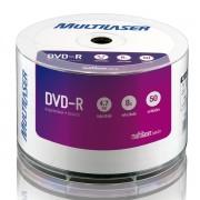 DVD-R (UNIDADE) 4.7GB IMPRIMÍVEL DV052 - MULTILASER