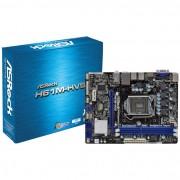 PLACA MÃE 1155 H61M-HVS-CX DDR3 (S/V/R) - ASROCK