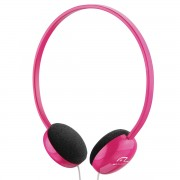 FONE DE OUVIDO HEADPHONE P2 3.5MM ROSA PH065 - MULTILASER