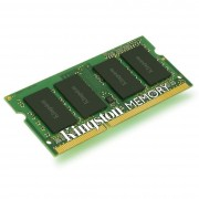 MEMÓRIA PARA NOTEBOOK 8GB DDR3 1333MHZ SODIMM KVR1333D3S9/8G - KINGSTON