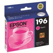 CARTUCHO EPSON 196 MAGENTA T196320BR - EPSON