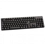 TECLADO USB PRETO 60807-3 - MAXPRINT