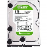 HD 2TB SATA III 64MB WD GREEN WD20EZRX - WESTERN DIGITAL