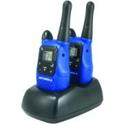 RÁDIO COMUNICADOR TALKABOUT BIDIRECIONAL 19KM MC220BR - MOTOROLA