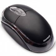 MOUSE ÓPTICO PS/2 800DPI PRETO 60614-2 - MAXPRINT