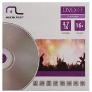DVD-R 4.7 GB/120 MIN 8X DV018 - MULTILASER
