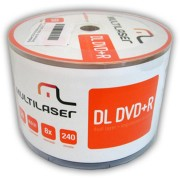 DVD+R 8.5GB 8X IMPRÍMIVEL SHRINK DV047 - MULTILASER