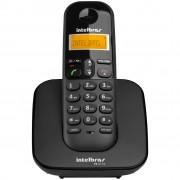 TELEFONE SEM FIO C/IDENTIFICADOR DE CHAMADAS TS3110 PRETO - INTELBRAS