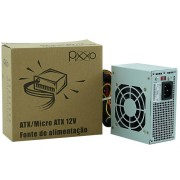 FONTE ATX MINI 200W PL200WRPBG - PIXXO