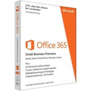 OFFICE 365 SMALL BUSINESS PREMEIUM 32/64- BITS - MICROSOFT