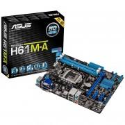 PLACA MÃE 1155 H61M-A/BR DDR3 - ASUS