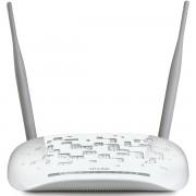 MODEM ADSL+ ROTEADOR WIRELESS N ADSL2+ 300MBPS TD-W8961N - TP-LINK